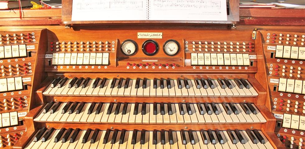 Orgel Reichenbrand